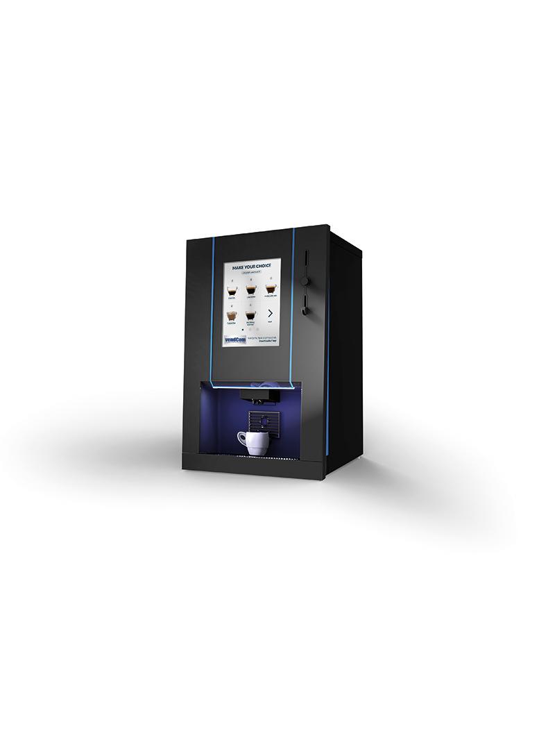 vendCom MaxiBar Espresso Uno TSE
