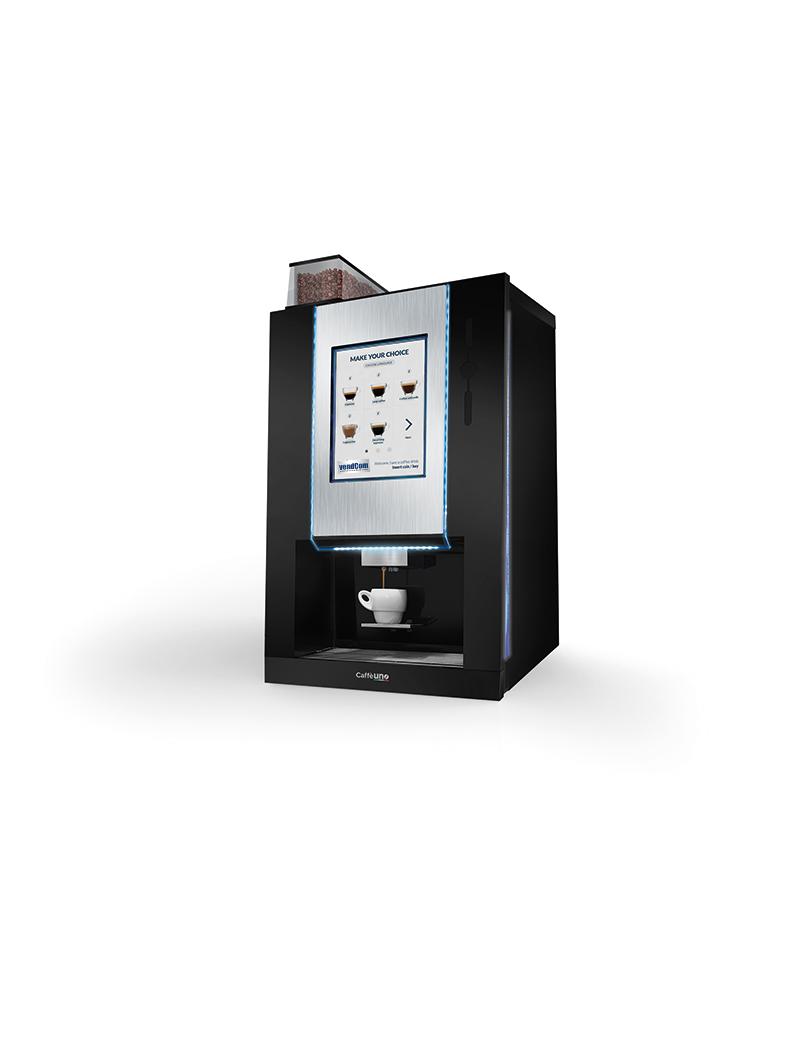 vendCom MaxiBar Espresso UnoPro TSC