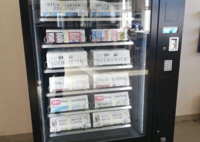 Zeitungs-Automat 10