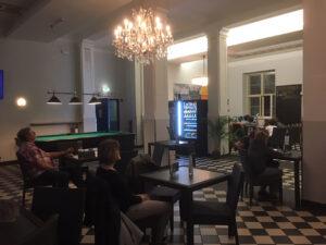 vendCom Hotel Snackautomat Lobby