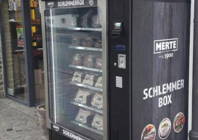 vendCom Metzgerei Automat